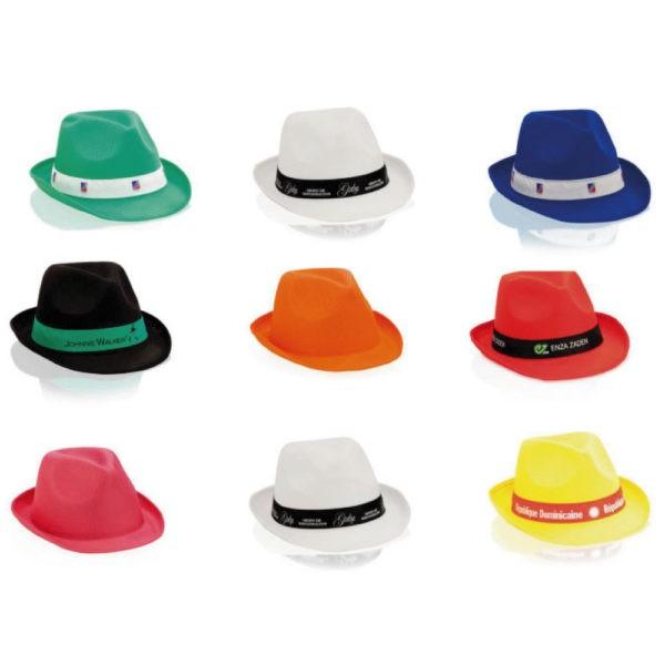 chapeaux imprimés