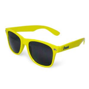 lunettes de soleil publicitaires